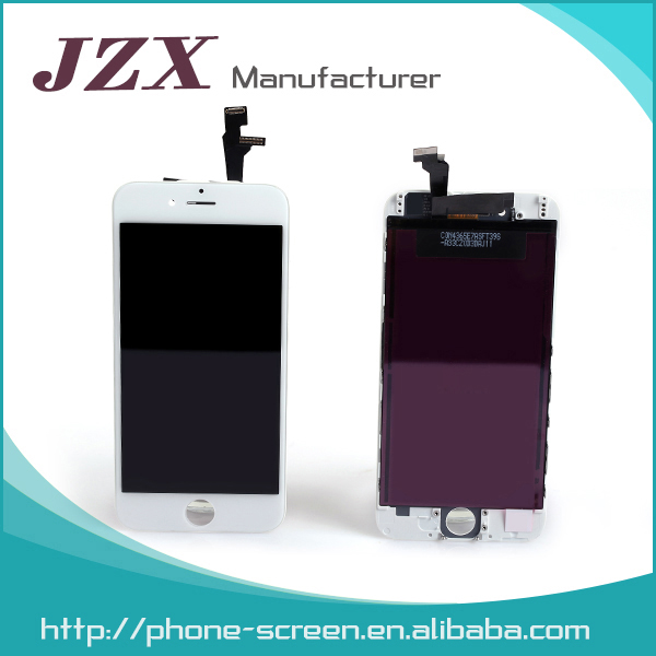 JZX [JQX] Factory Supplier for iphone 6 lcd screen replacement , OEM quality lcd screen for iphone 6 lcd