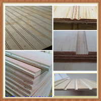 hot sale 9mm 12mm pine tongue and groove plywood