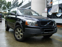 Volvo XC90 2.5T 2004 4WD Singapore Used Car Export