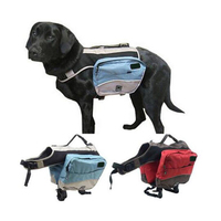 Excursion Dog Backpack Carrier,Saddle Bags,BackPack for Dog