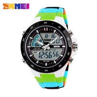 Newest hot sale fashion sport watch for ladies and girls
