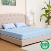 Custom mattress cover Polyester waterproof composite textile fabric
