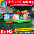 customized inflatable bounce-outdoor playground equipment for kids on sale