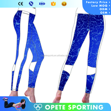 Factory OEM Custom Made Yoga Pants Wholesale Sexy Girls Wearing Yoga Pants