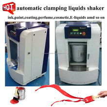 paint mixing machine/rotating drum shaker/automatic clamping blending equipment