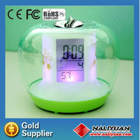 Hot sales electronic desk calendar for promotion