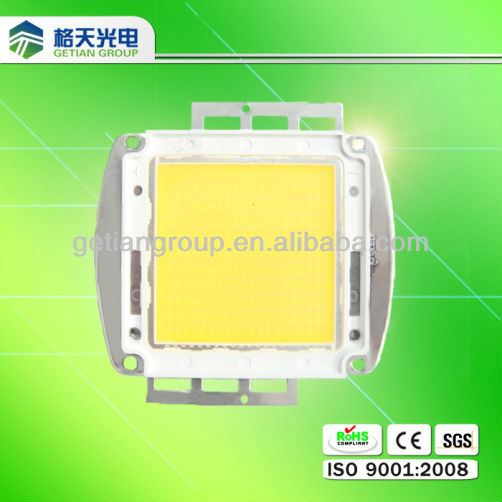 natural white light source of high power cob 300w leds