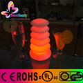 Hot sale new shape color changing led table lamp