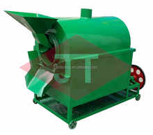 Easy operation coffee corn roaster machine used for sale