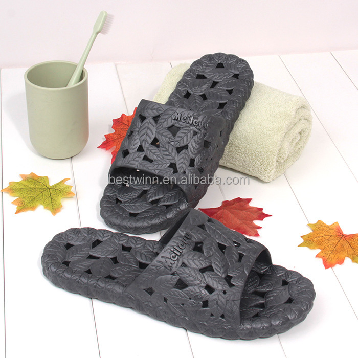 Slip On Slippers Non-slip Shower Sandals House Mule Soft Foams Sole Pool Shoes Bathroom <strong>Slide</strong> for Adult