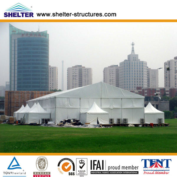 30*30m used large marquee wedding tents
