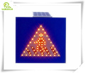 Direct manufacture aluminum solar LED traffic safety sign