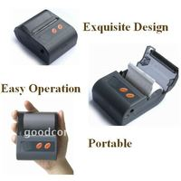 Goodcom Mini Portable Bluetooth Printer, Poscket Size Thermal Printer for Android mobile phone