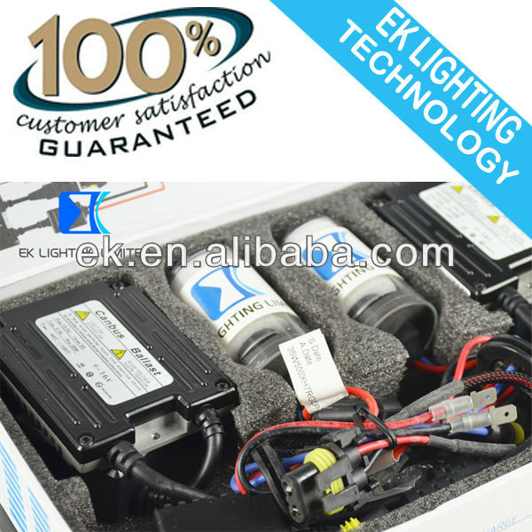 EK Group hot sale cheap xenon hid kit 35w 55w xenon hid bulbs