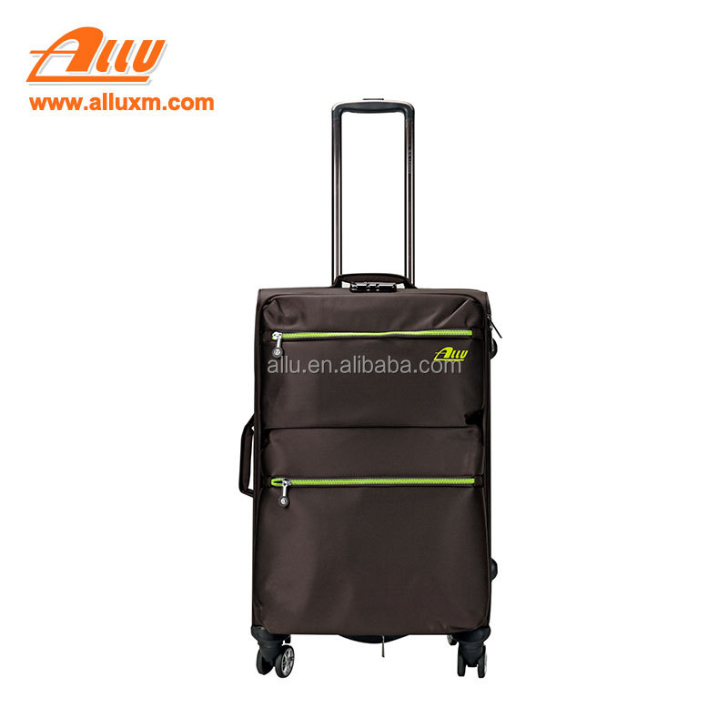 Cheap different measure travel trolley luggage bag