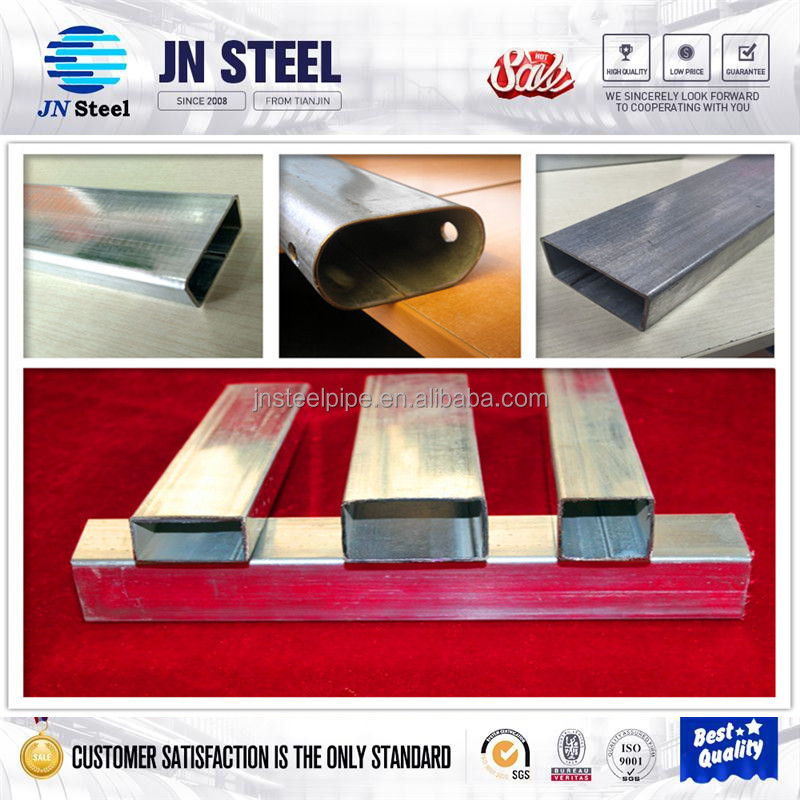 Best seller !hollow section carbon steel galvanized gi square steel pipe 75*75