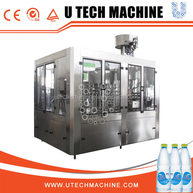 Good quality Reasonable price Beverage filling machine / equipment / assembly