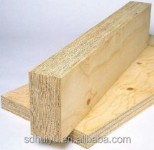 High Quality Low Price LVL Laminated Veneer Lumber for America and Asia