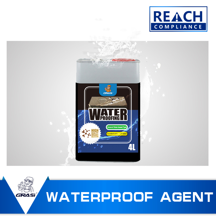 Easy brushing silicone nano waterproof sealant for Brick