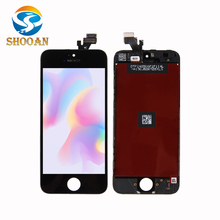 replacement lcd front screen glass lens + tools for iphone 5c