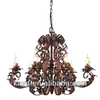 New Style Water Red Chandelier For