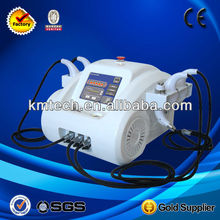 Portable ultrasound body firming and body contouring machine