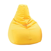 MA-N28 Yellow Polyester Waterproof Outdoor Beach Bean Bag