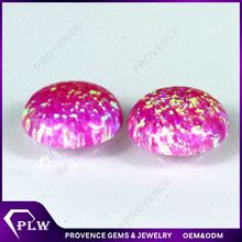 African synthetic pink opal cabochon buyers for opal jewelry