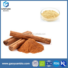 100% natural cinnamic acid with high quality and better price was supplied by xi'an gaoyuan factory