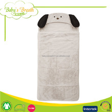BSB011 Personalized Mummy's Kids Plush Sleeping Bags