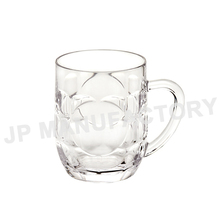 16oz Polycarbonate Logo print Personalized Beer Mugs