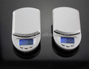 digital scale with printer gold plated jewelry Scale 500g/100g /0.1g/0.01g