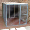 top sale high quality iron fence dog kennel/heavy duty dog kennel