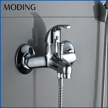 MODING Wholesale Products European Style Single Handle Bathroom Shower Faucets