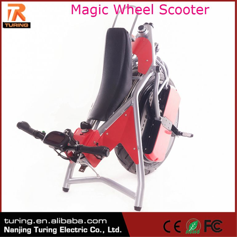 New Invented Products Fast Electric Price Adult Magic Wheel Scooter