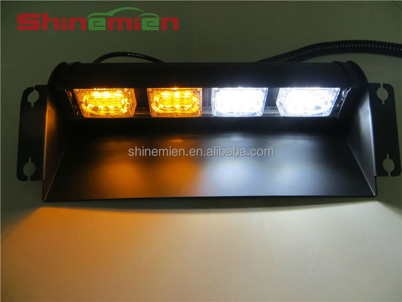 2014 news hight power car decorates led strobe lights