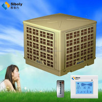 Window air conditioner with 18000m3/h airflow, low voltage air conditioner