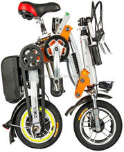 Electric Folding Bike Electric Bicycle HORWIN TDW 01Z 3 wheel electric bicycle