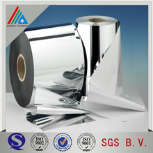 Metallized Laminating PET Film Roll