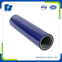 High adhesive plastic pe white surface protective masking film for glass