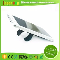 Promotional Gift customizable Silicone wall mount phone holder