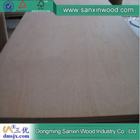 Edge Glued Laminated Panel Sanxin Solid Wooden Factory Joint Panel/Board