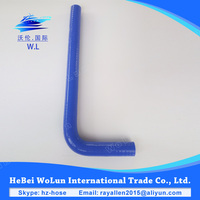 New product auto rubber hose custom elbow silicone rubber hose the silicone hose