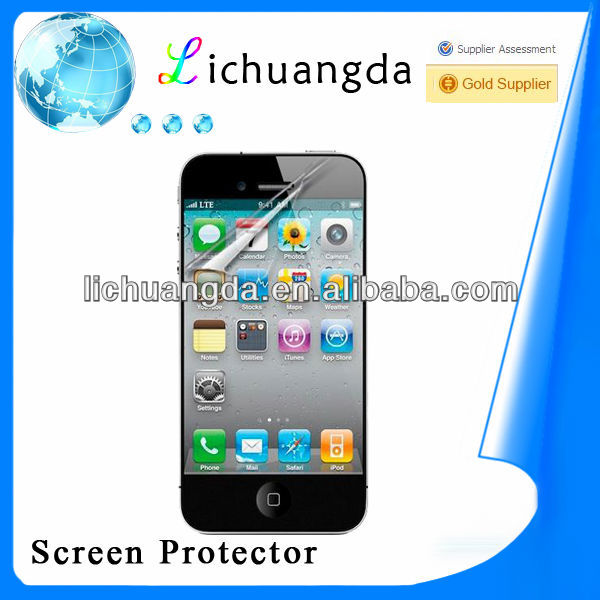 For iphone 5s screen protector,mobile phone screen guard for iphone 5s