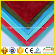 Low Price korean strong bulk ef velboa fabric Manufacturer Supplier