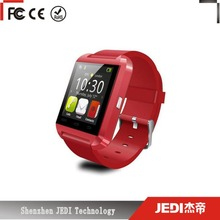 Best selling bluetooth u8 smartwatch for android phone as new year gift for 2016 GL0873
