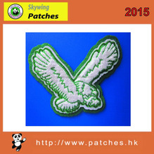 specialized eagle chenille patches with excellent quality