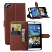 for HTC desire 826 case flip wallet,hot selling case for HTC desire 826