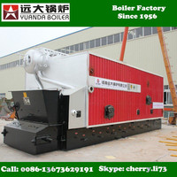 china suppliers coal/biomass wood burning boilers