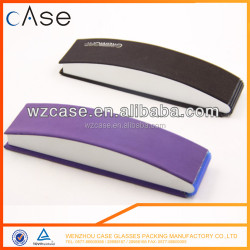 WZ Colorful folding aluminum glasses case L10